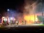 Brand in Maschienhalle Meyn